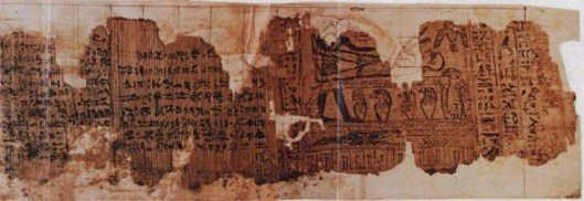 "The papyrus Smith called ""The Book of Abraham"""