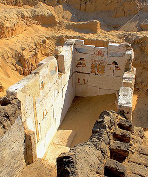 burial-chamber