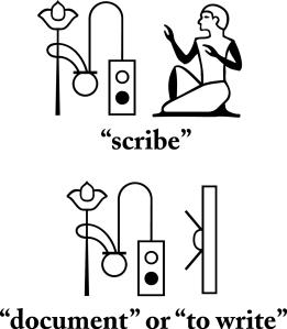 determinative-scribe