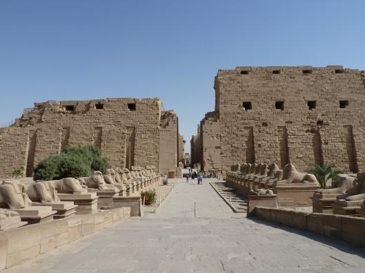 Karnak-Pylons